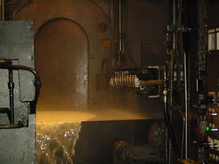 Эмульсол при холодной прокатке стали