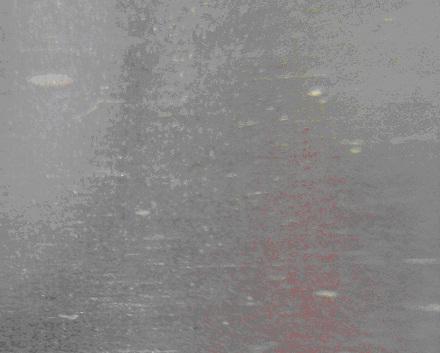Раковина - х/к полоса (глубина 0,03 мм)