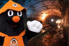 Уголь - это черные камни
