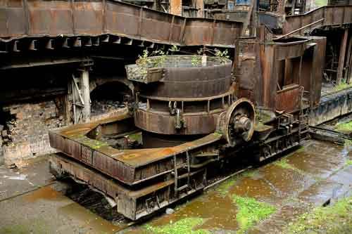 Металлургия (фото приколы). Фото №4 - Заброшенный завод