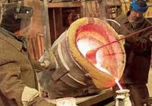 оплавление при лужении металла