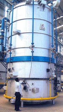 Термический отжиг в колпаковых печах и структура металла